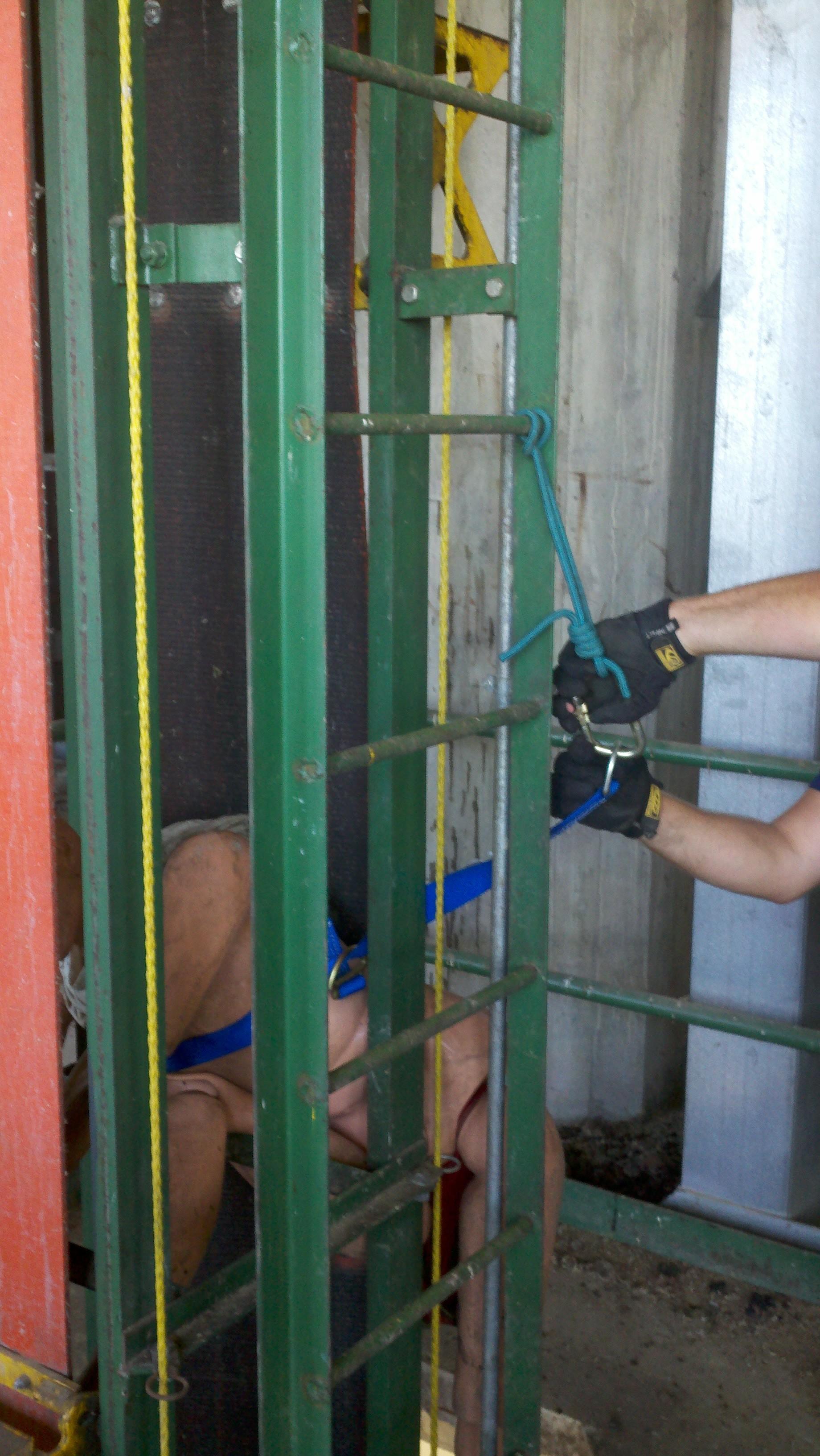 Hasty Harness Firefighter Firefighter Seal Elsavadorla